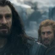 Dwalin, Thorin y Fili