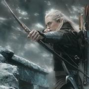 Legolas, un arquero letal