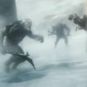 Los Orcos asaltan la Colina del Cuervo