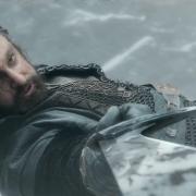 Thorin esgrime a Orcrist
