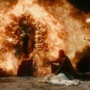 Sauron se manifiesta ante el Concilio Blanco