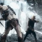 Duelo entre Bolgo y Legolas