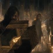 Kili y Fili en la armería real de Erebor
