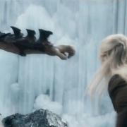 Duelo final entre Bolgo y Legolas
