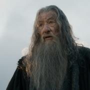 Gandalf preocupado