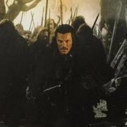 Bardo lidera a los Hombres en la batalla