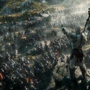 Azog dirige a sus tropas