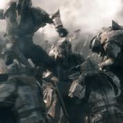 Los Enanos resisten las acometidas de los Orcos
