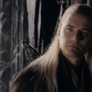 Legolas escucha a su padre