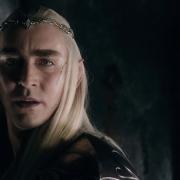 Thranduil le habla a Legolas de Trancos
