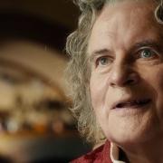 El anciano Bilbo en Bolsón Cerrado