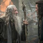 Gandalf el gris y Bardo