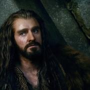 Thorin perdido en Erebor