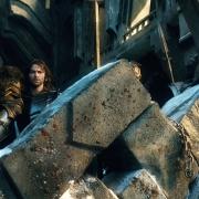 Thorin y los Enanos parapetados en Erebor