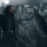 Thorin avanza decidido