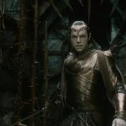 Elrond se prepara para el combate en Dol Guldur