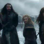 Dwalin, Thorin, Fili y Kili