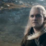 Legolas en un descanso de la batalla