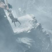 Legolas sobrevuela la Colina del Cuervo