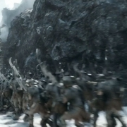 Legolas decapita a diestro y siniestro