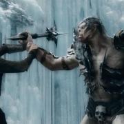 Legolas esquiva el ataque de Bolgo