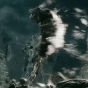 El carcelero de Gandalf destruido