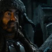 Bofur descubre a Bilbo