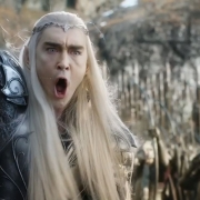 Thranduil ordena disparar