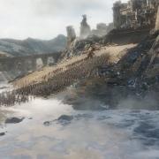 Los Orcos asedian Valle