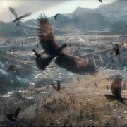 Las Águilas atacan a los murciélagos