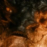 Smaug el Terrible en Esgaroth