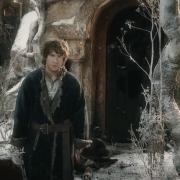 Bilbo da un paso hacia adelante