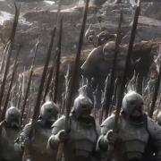 Los Orcos avanzan hacia Valle