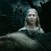 Los Nazgûl aparecen en Dol Guldur