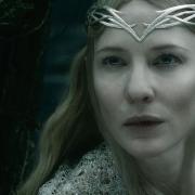 Galadriel, firme ante Sauron