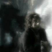 Bilbo se escabuye en la batalla
