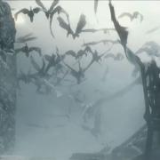 Los murciélagos en la Colina del Cuervo