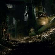 Thorin se obsesiona con el tesoro de Erebor