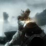 Duelo épico entre Azog y Thorin Escudo de Roble