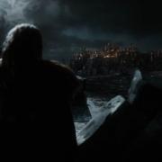 Thorin contempla Valle habitada de nuevo