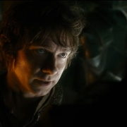 Bilbo advierte el comportamiento de Thorin