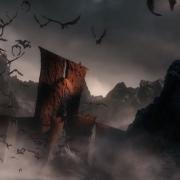 Los murciélagos del Monte Gundabad