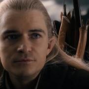 Legolas advierte el preludio de la guerra