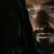 Thorin con aspecto enajenado