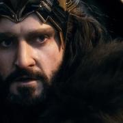 Thorin responde a la amenaza de los Elfos