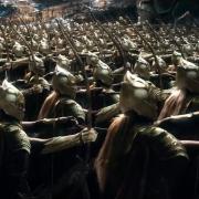 Los Elfos se preparan para disparar
