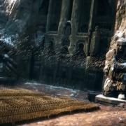 Los Elfos disparan una lluvia de flechas