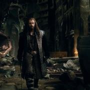 Thorin avanza en Erebor