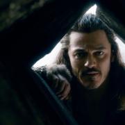 Bardo parlamenta con Thorin