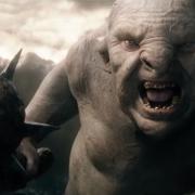 Una peligrosa criatura del ejército de Dol Guldur